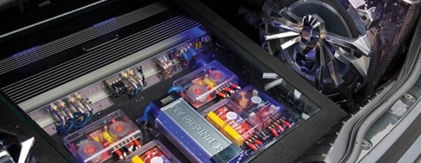 Установка и ремонтирование аудиотехники