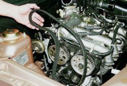Замена и ремонт ГРМ