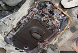 Замена масла в АКПП Volkswagen Touareg в Минске