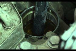 Замена масла в АКПП Volkswagen Passat в Минске
