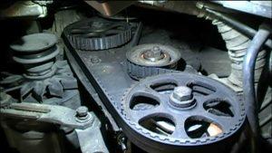 Замена ремня ГРМ Volkswagen Passat