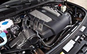замена ремня грм Volkswagen Touareg