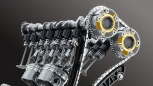 Замена цепи ГРМ Volkswagen Touareg