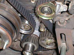 Замена ремня ГРМ Volkswagen Caddy