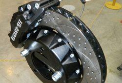 Проверка тормозной системы Volkswagen Caddy