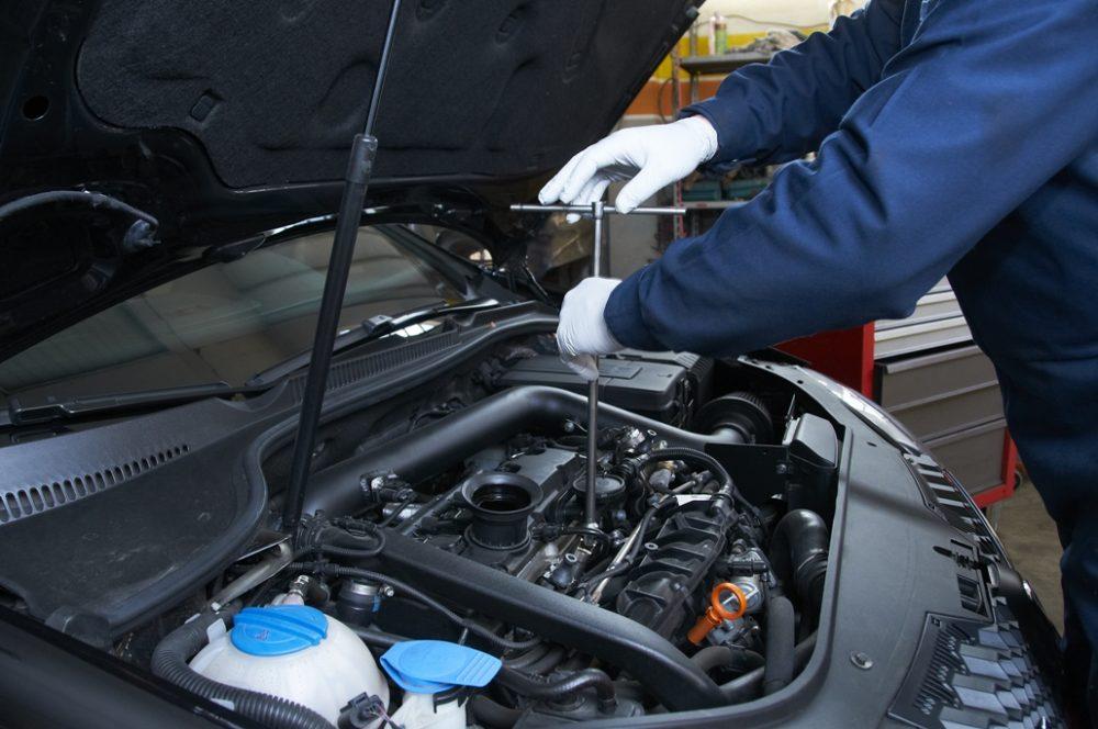 Замена двигателя в Минске