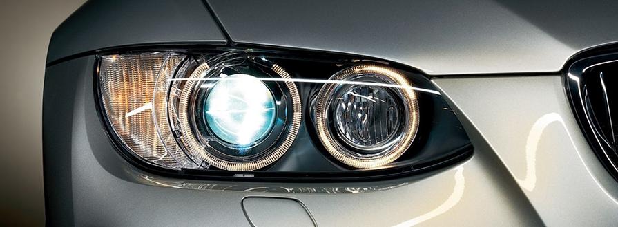 Регулировка света фар в Peugeot