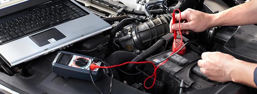 Компьютерная диагностика двигателя Peugeot
