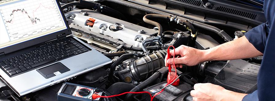 Компьютерная диагностика систем автомобиля Peugeot