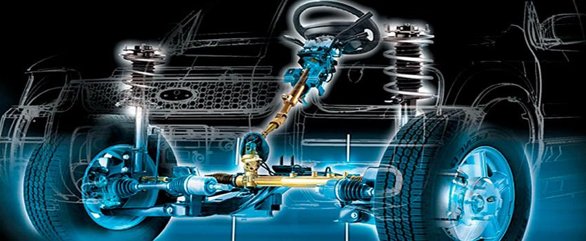 Ремонт рулевого управления Peugeot