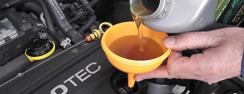 Замена масла и фильтров дизельного двигателя