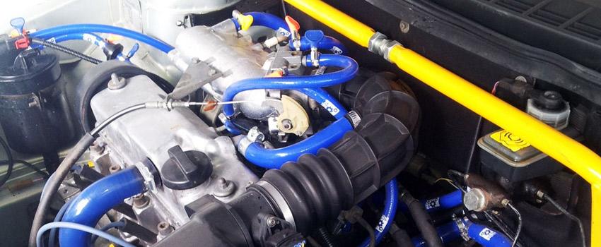 Замена патрубков системы охлаждения Jeep в Минске