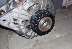 Замена генератора Volkswagen Touareg в Минске