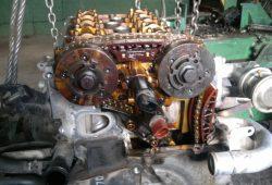 Замена цепи ГРМ Volkswagen Touareg в Минске