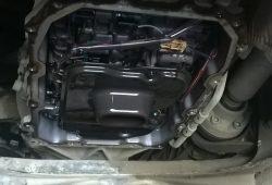 Замена масла в двигателе Volkswagen Touareg в Минске