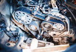 Замена ремня ГРМ Volkswagen Touareg в Минске
