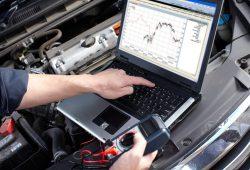 Диагностика автомобиля Volkswagen Passat в Минске