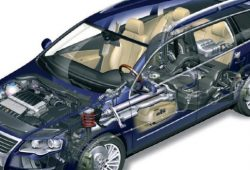 Ремонт Volkswagen Passat в Минске