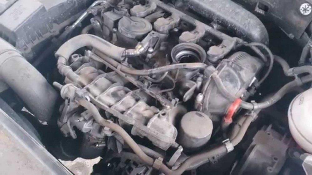 Замена масла в двигателе KIA в Минске