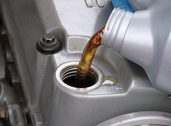 Замена масла в АКПП Opel в Минске
