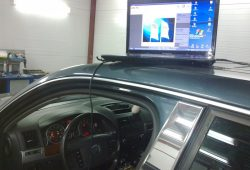 Диагностика автомобиля Volkswagen Caddy