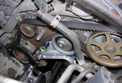 Замена ремня ГРМ Volkswagen Polo