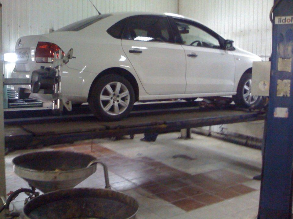 Развал-схождение Opel в Минске