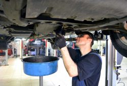 Замена масла в АКПП Volkswagen Caddy