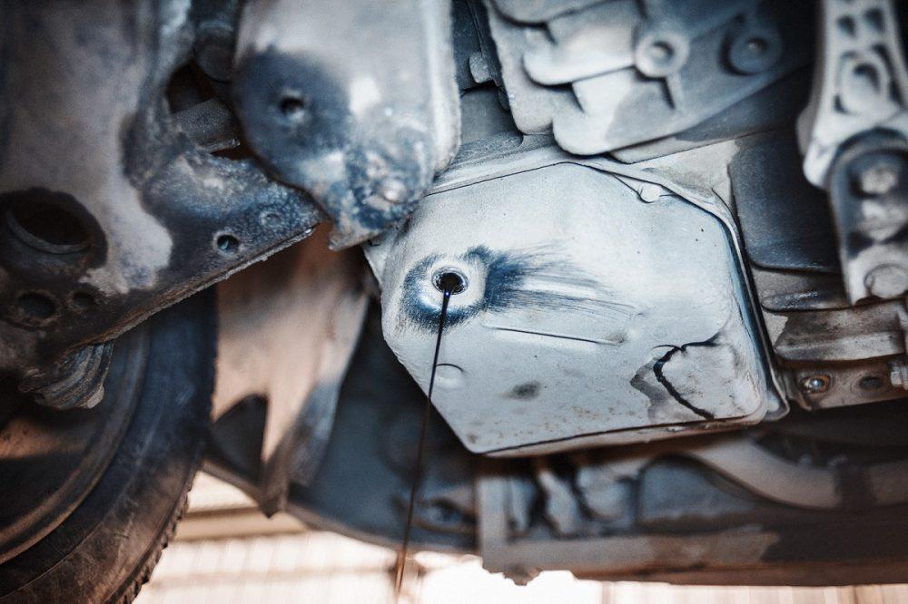 Замена масла в АКПП Jeep в Минске