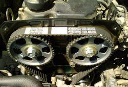 Замена ремня ГРМ Volkswagen Tiguan