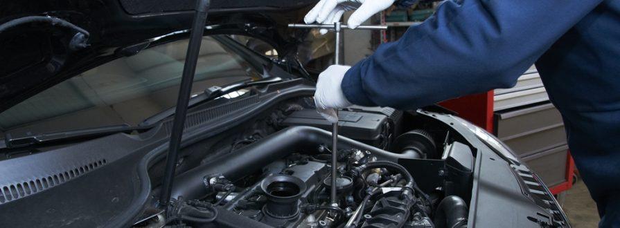 Диагностика бензинового двигателя в Минске