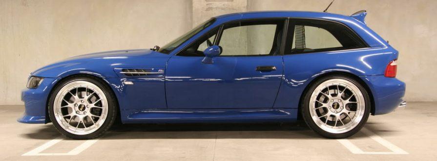 Ремонт BMW z3 в Минске