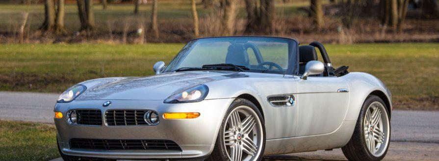 Ремонт BMW z8 e52