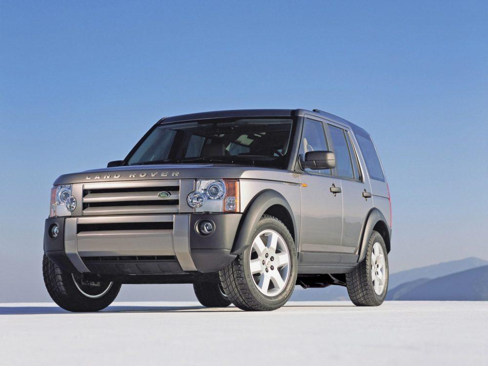 Land Rover Discovery 3 ремонт в Минске