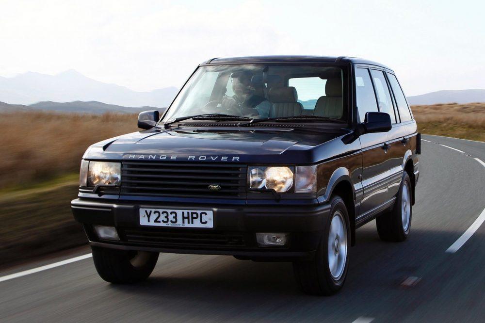 Land Rover Range Rover 2 в Минске