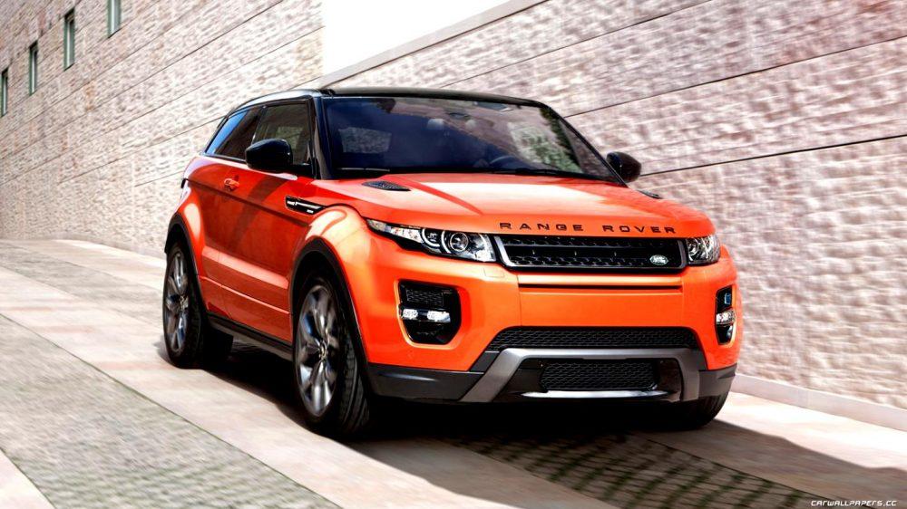 Land Rover Range Rover Evoque ремонт в Минске