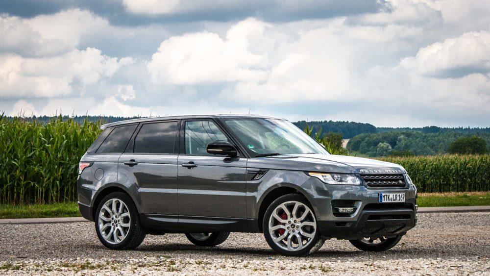 Ремонт Land Rover Range Rover Sport ремонт в Минске