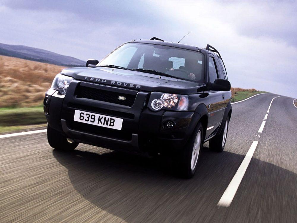 Ремонт Land Rover Freelander 1