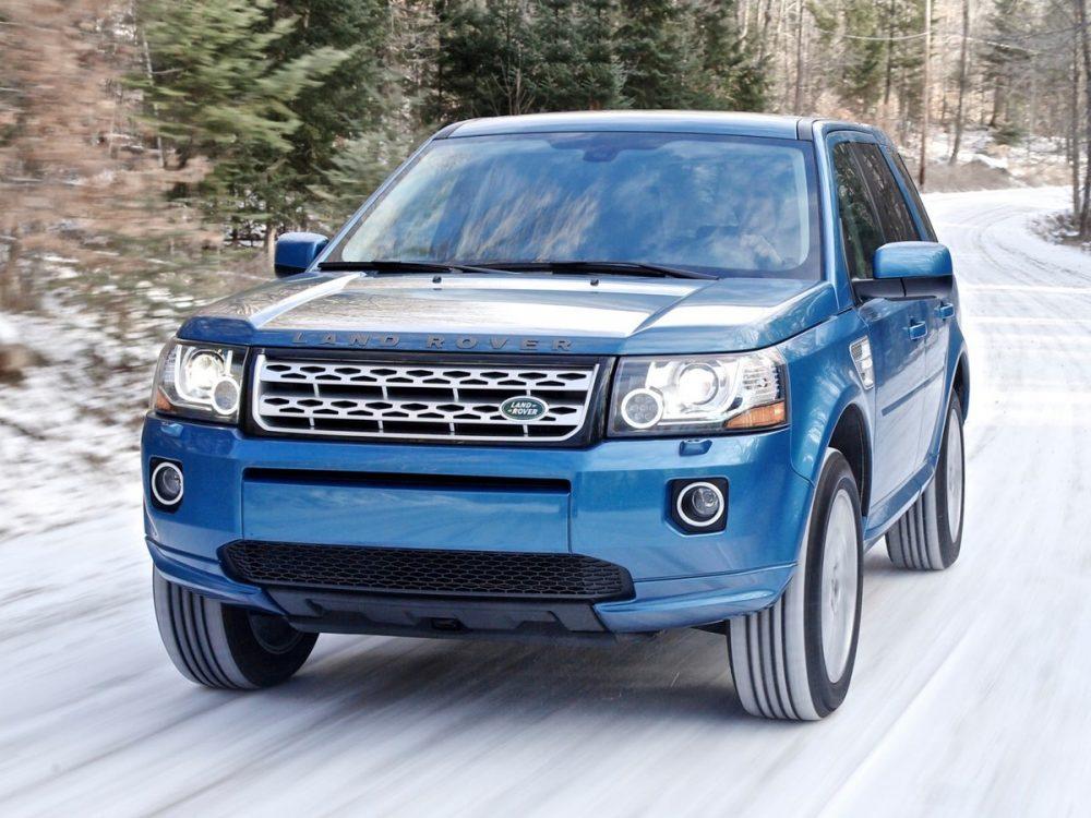 Ремонт Land Rover Freelander 2 в Минске