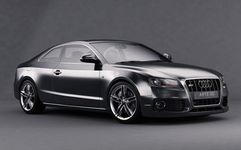 Ремонт Audi S5 в Минске