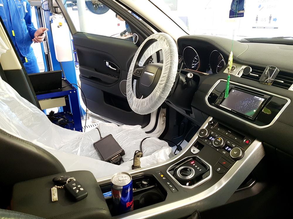 Чип тюнинг Land Rover