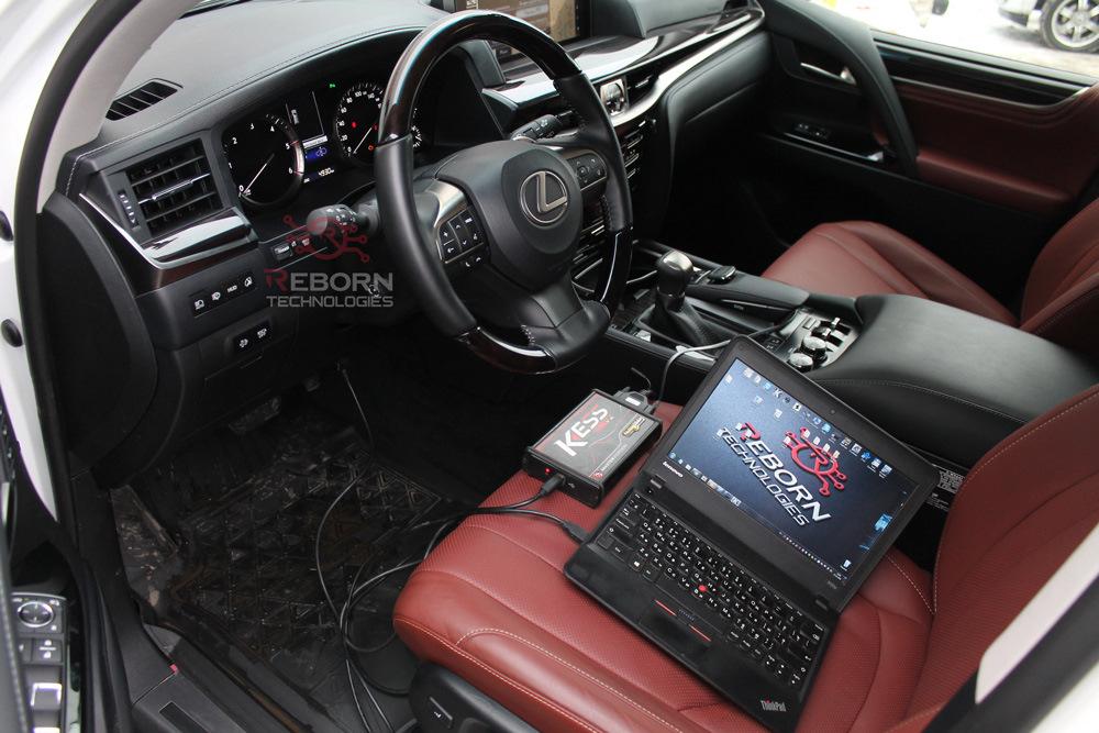 Чип тюнинг Lexus