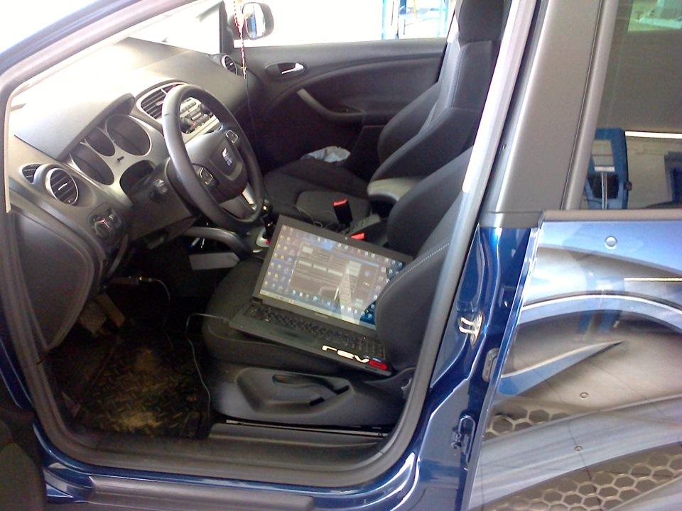 Чип тюнинг Seat