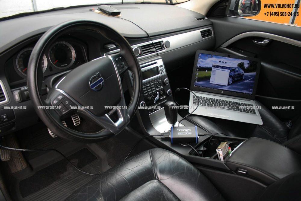 Чип тюнинг Volvo