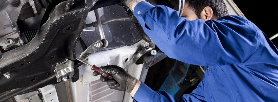 Диагностика подвески авто на СТО