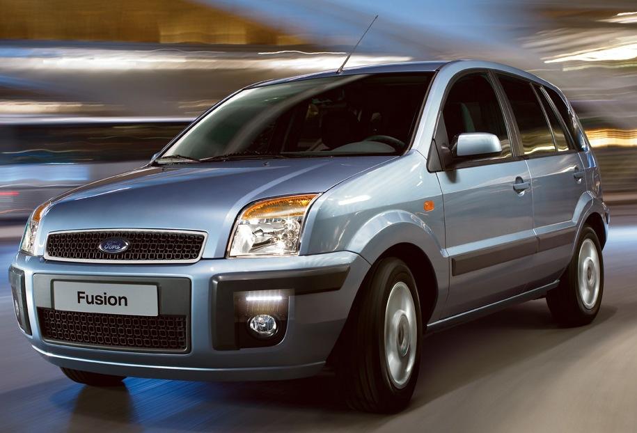 Ремонт Ford FUSION в Минске