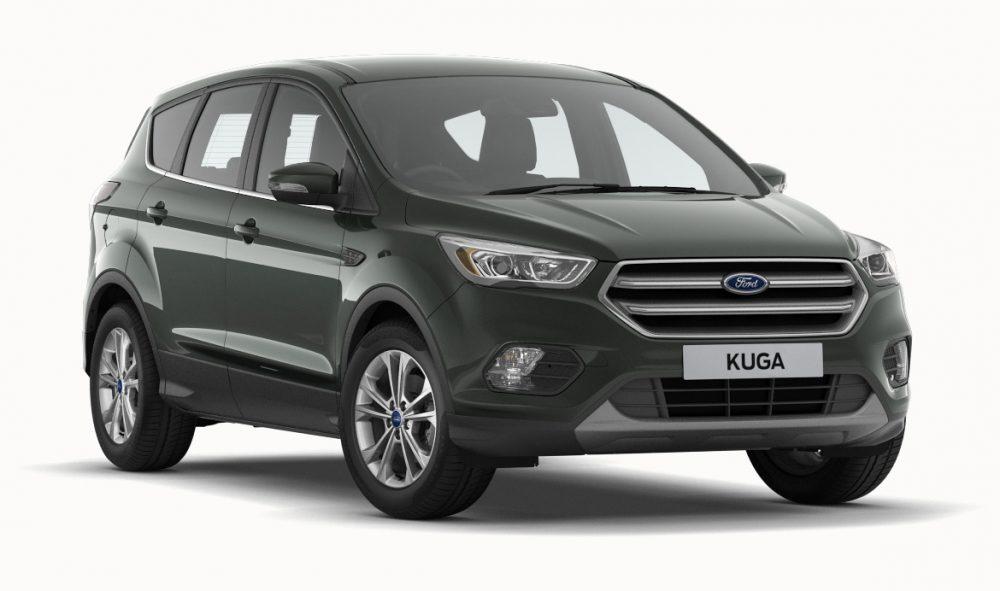 Ремонт Ford KUGA в Минске
