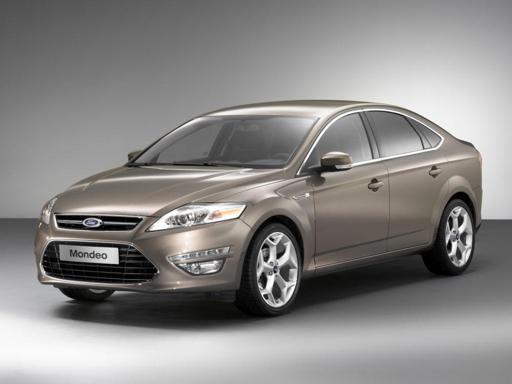 Ремонт Ford MONDEO в Минске