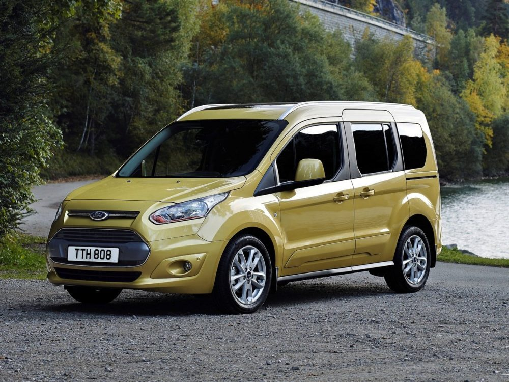 Ремонт Ford TOURNEO CONNECT в Минске