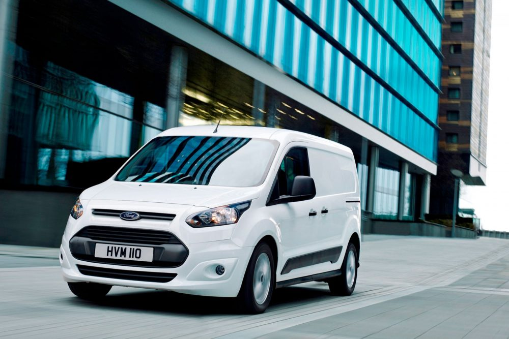 Ремонт Ford TRANSIT CONNECT в Минске